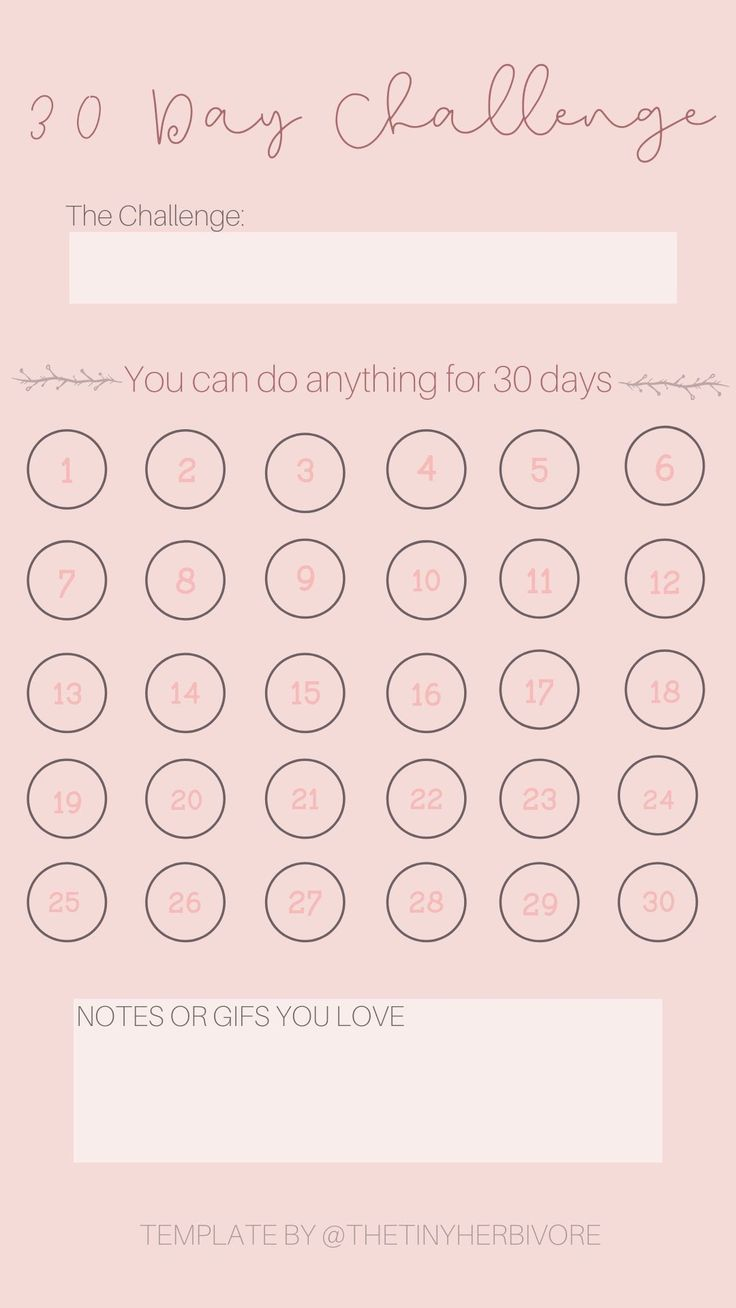 30 Day Challenge Instagram Story Template Thetinyherbivore 30 Day Instagram Challenge Instagram Template 30 Day Challenge 30 day return policy template