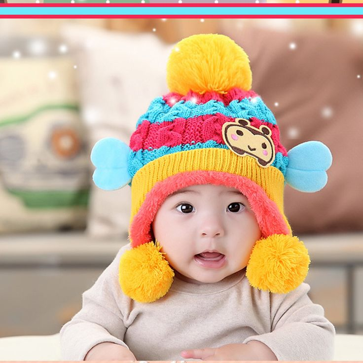 Cheap clothing undergarments, Buy Quality hat poems for children directly from China clothing fasteners Suppliers: 	Winter Boys&Girls Hats Cotton Baby Hats Cute Infant Caps Warm Beautiful Wool Hats Baby Accessories Baby Clothing Fr