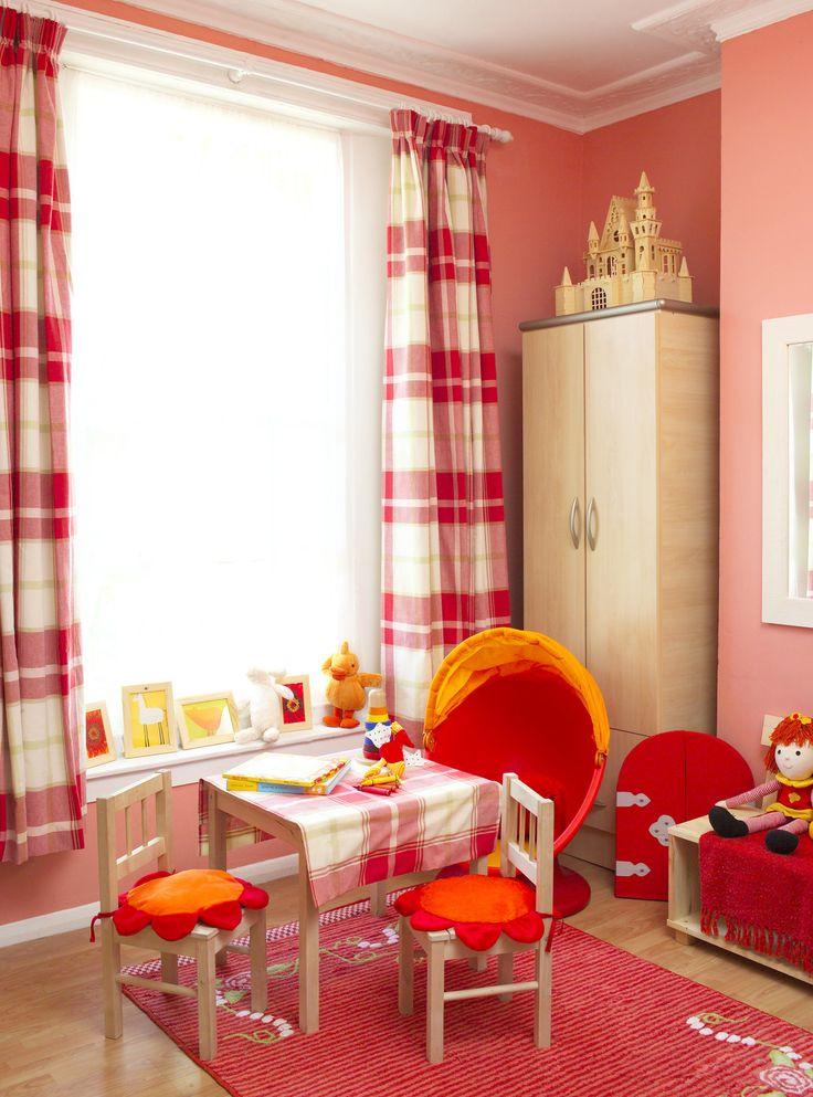 Contemporary kids playroom