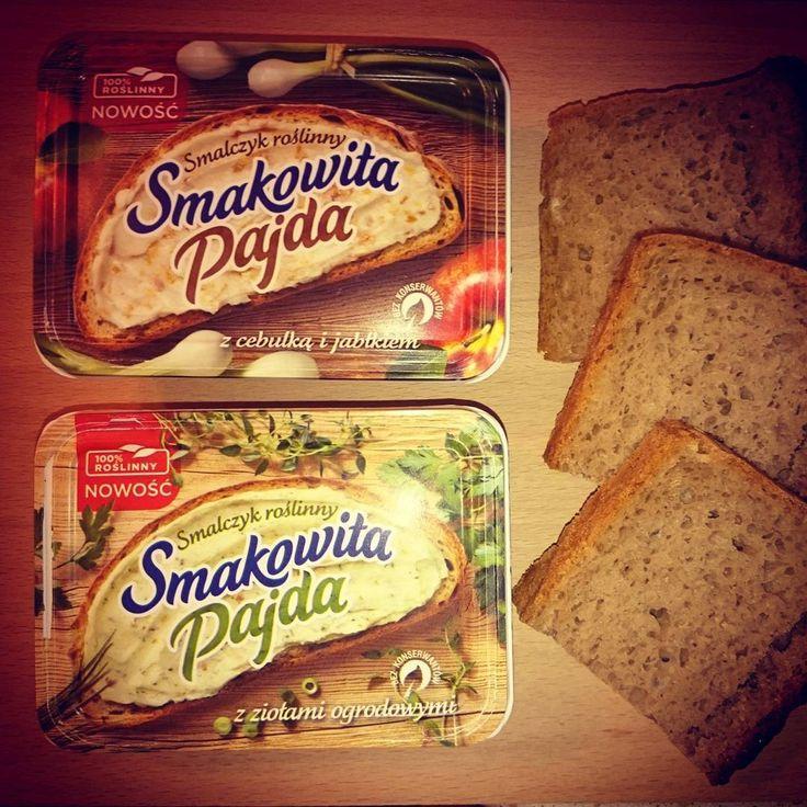 #SmakowitaPajda poleca się na śniadanie   #SmakowitaPajda #SmalczykRoślinny https://www.instagram.com/p/BCreuORnodg/