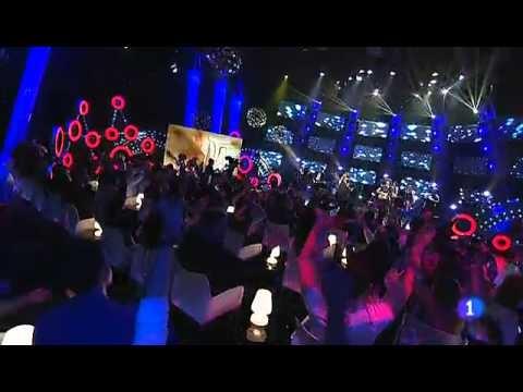 Espanja: El Sueño De Morfeo - Contigo Hasta El Final (Destino Eurovisón)