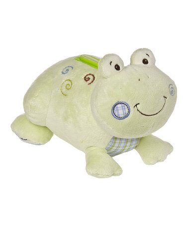 Take A Look At This Green Baby Cheeks Hop Hop Frog Bank By Mary Meyer On Zulily Today Babies