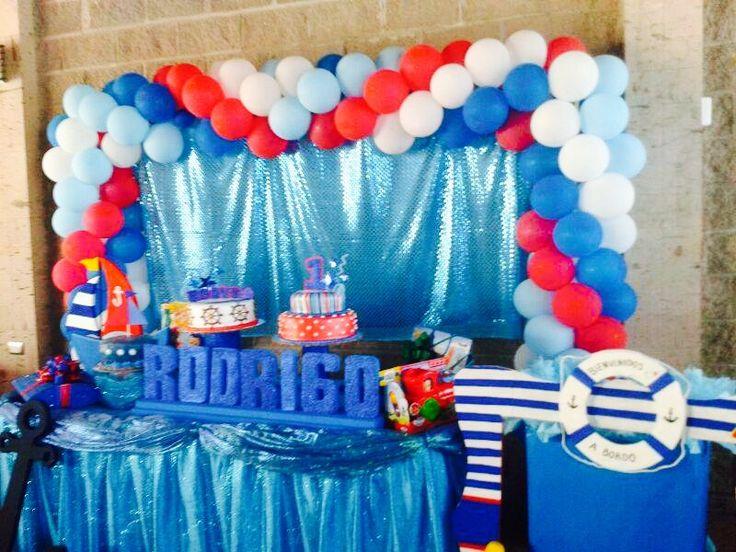 83 mejores im genes sobre decoracion eventos en pinterest for Decoracion nautica infantil