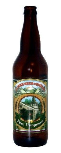 Cerveja Alpine Pure Hoppiness, estilo Imperial / Double IPA, produzida por Alpine Beer Company, Estados Unidos. 8% ABV de álcool.