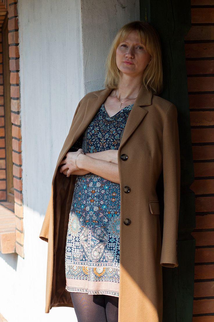 karmelowy płaszcz, #camel #coat