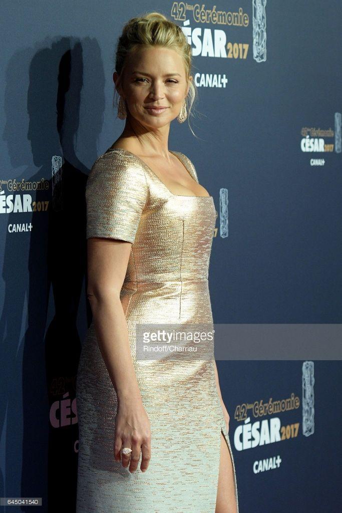 Photo d'actualité : Virginie Efira arrives at the Cesar Film Awards...