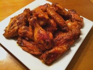 If you're in search for the perfect baked Buffalo Chicken Wings recipe, then look no further! This Buffalo Chicken Wings recipe is quick and easy to make. By baking them in the oven, it is a healthier alternative to traditionally fried chicken wings, yet taste just like restaurant quality wings!