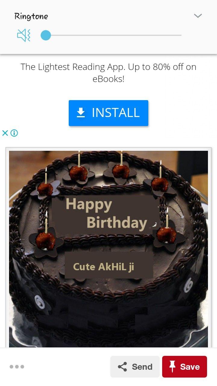 Pin By Kiran Kumari On Birthday Quotes Happy Birthday Cute Reading Light Birthday Quotes