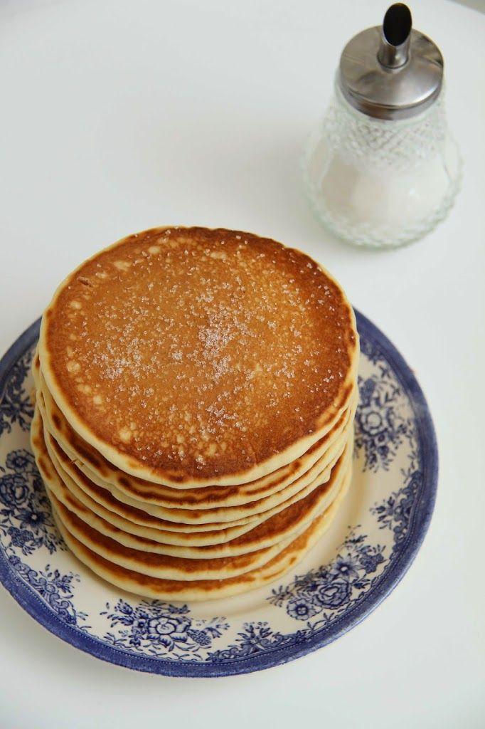 My Little Kitchen | Crempog – walisiske pannekaker