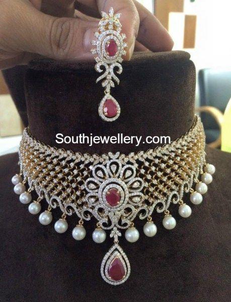 tanishq diamond jewellery designs with price - Google Search