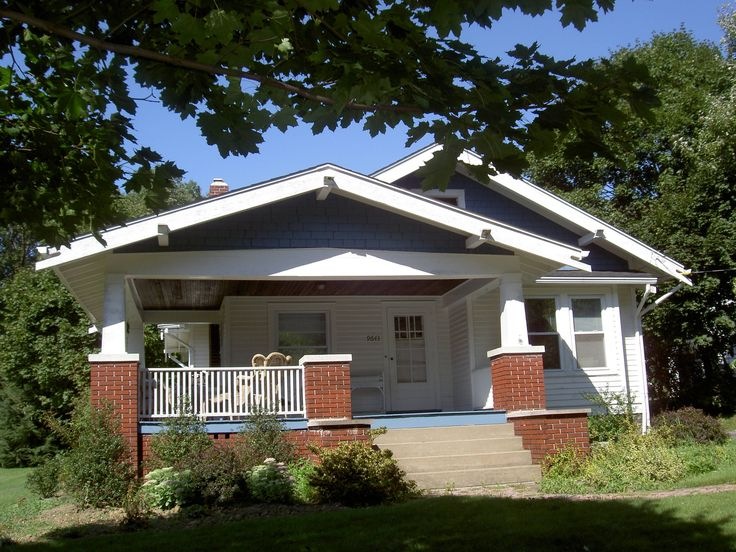 A sears walton built in 1926 located in pittsburgh - What is a bungalow house ...