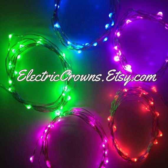 Amazing Led lights! These #fairy #lights are battery operated. The smallest battery pack on the market for a strand of 20 lights that do not heat up. Safe for all application... #weddingdecor #fairylights
