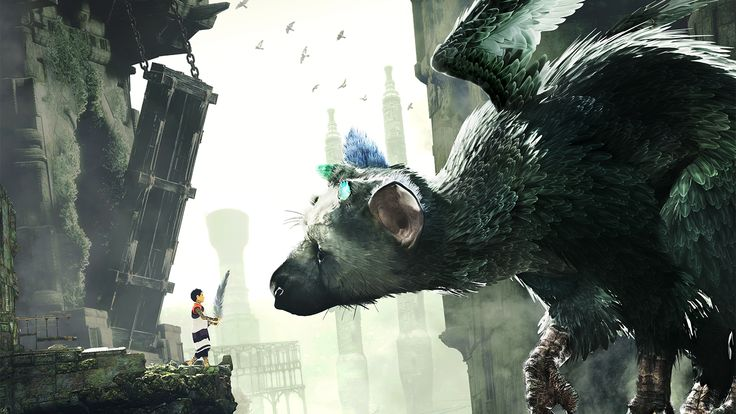 Trico, The Last Guardian.