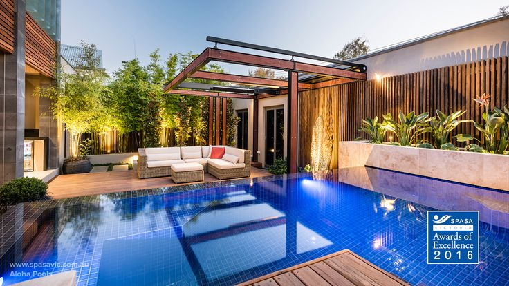 81 best spasa victoria pool of the week images on pinterest for Pool designs victoria