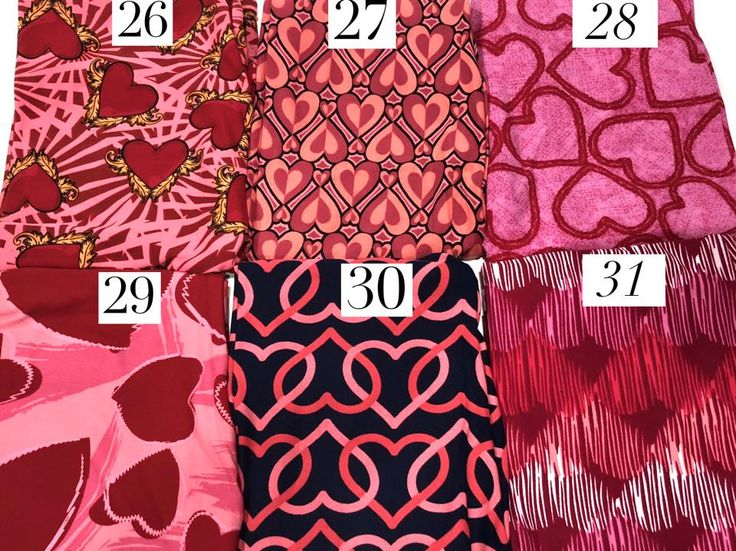 These beautiful Lularoe Valentine leggings would make a wonderful addition  to your Lularoe collection.Join