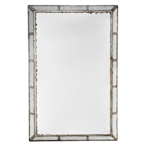100 best mirrors images on pinterest mirror mirror for Long wall hanging mirrors