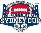 #Ticket  Two tix to College Football California Bears Vs Hawaii Rainbow Warriors #Australia