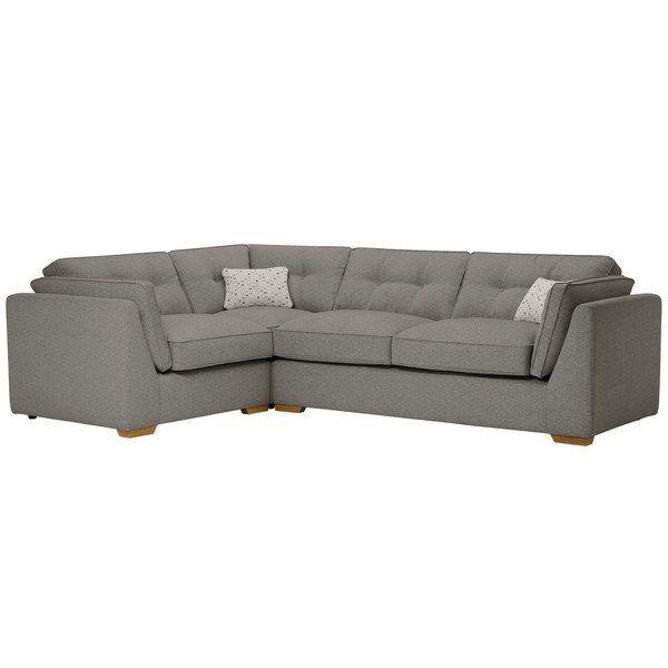 Corner Sofa, Oak Furniture Land Sofas