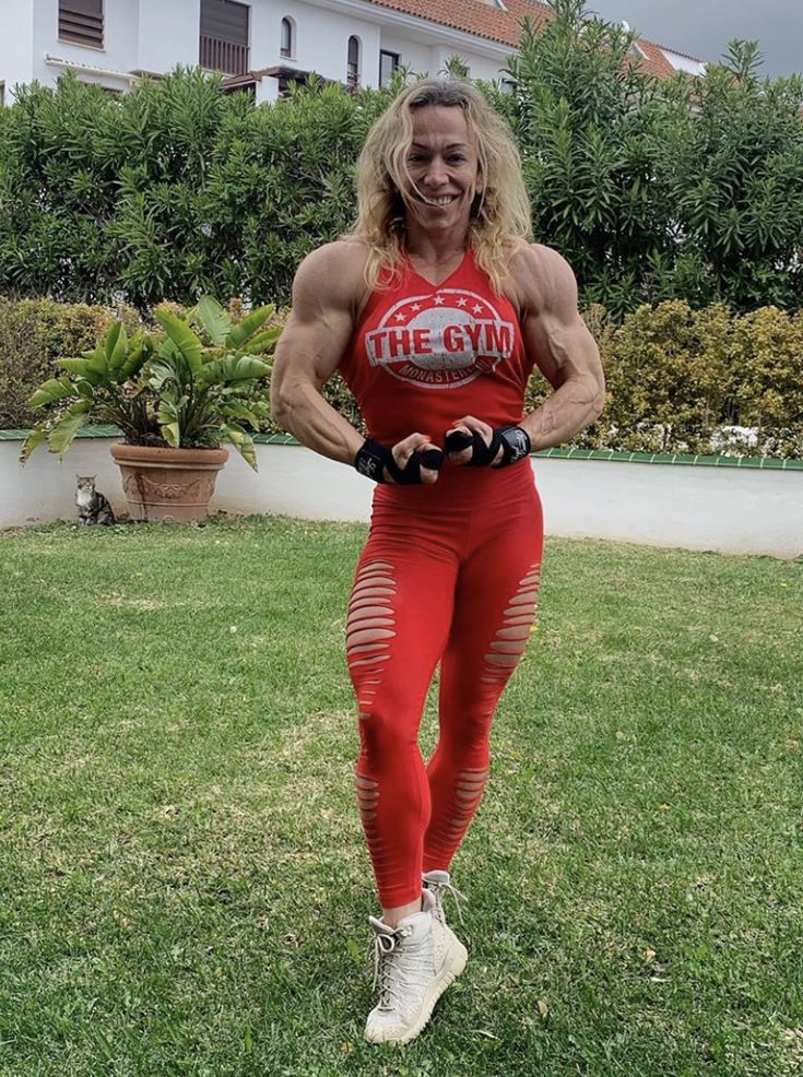 Pin by bama71 on femalebodybuilding muscular women fit