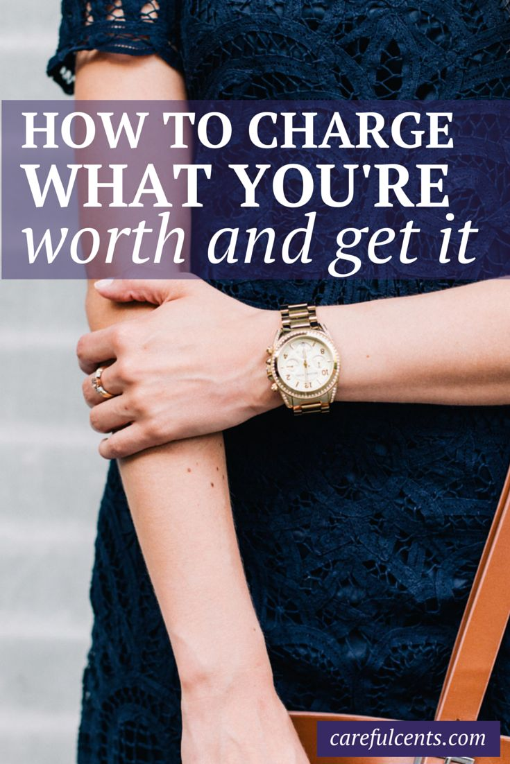 How to Price Client Work and Charge What You're Worth
