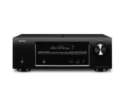 Denon AVR 1713 5.1 AV-Receiver (5 HDMI mit 3D, Airplay, Internetradio, Netzwerk, USB, 5 x 120 Watt) schwarz: Amazon.de: Heimkino, TV & Video