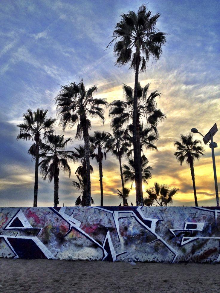 Venice Beach: graffiti walls are always changing   TRAVEL ...