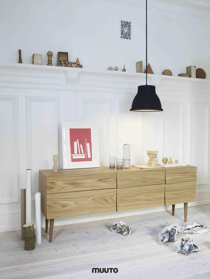 Vijf leuke voorbeelden van Scandinavische dressoirs in een geheel moderne en hedendaagse stijl. Ben je op zoek naar een mooi dressoir? Bekijk deze!