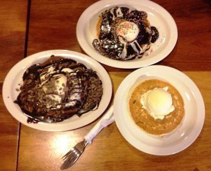 Pancakes @ Pancake Kitchen in Ballarat