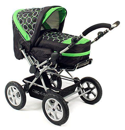 CHIC 4Baby 100A45cochecito Viva con bolsa y Sport Asiento, Orbit Green  #cochecitosbebe http://carritosbebe.org/producto/chic-4-baby-100-a45-cochecito-viva-con-bolsa-y-sport-asiento-orbit-green/
