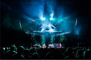 Phish Return to Chula Vista for First Show Since 2003 - show recap