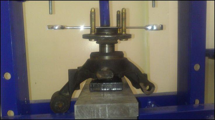 Miata Wheel Bearings