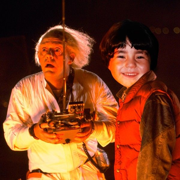Con cariño, a Christopher Lloyd: Hermes el Sabio le escribe una carta de amor al Doc de Volver al Futuro, que está de visita en nuestro país. - Con cariño a Christopher Lloyd - El Definido