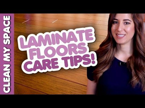 How To Clean Laminate Flooring Remove Streak Smear Marks Youtube