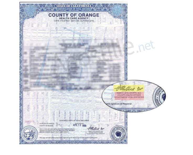 71 Best Images About State Of California Sample Apostille