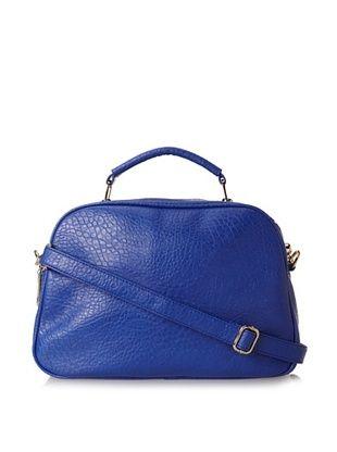 39% OFF Nila Anthony Women's Clean Top Handle Handbag, Cobalt
