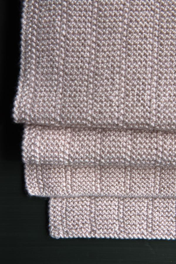 Garter stitch is a beginner's best friend, and even for the most seasoned knitters, it holds an important place in our repertoire of stitch patterns.