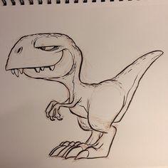 ~Desenho dinossauro~