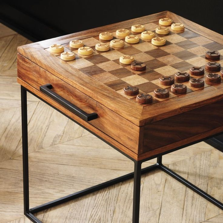 Best 20 Chess Table Ideas On Pinterest Wooden