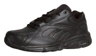 Reebok Lady Gratify II Walking Shoes - 7 - Black Reebok. $26.23