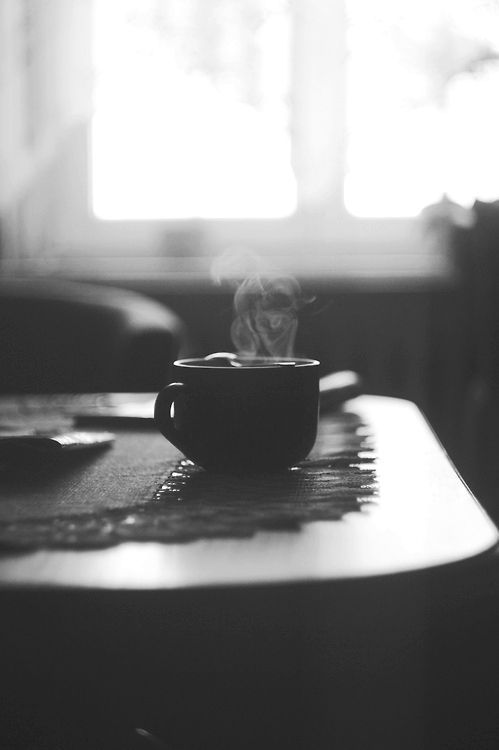 """""""My mother is hot black tea, so strong, she's almost coffee."""" Marlee describes her family and friends as a certain drink."""
