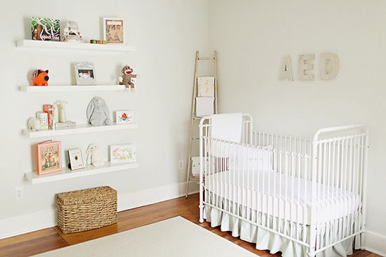 Classic, Simple Nursery