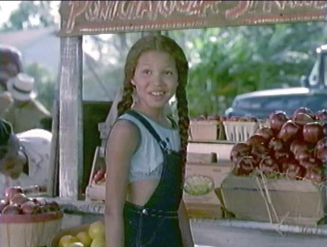 In 1997, Jurnee Smollett was the lead in a pretty great Kasi Lemmons film, Eve's Bayou, with Sam Jackson.