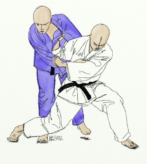 Tai Otoshi (Red)