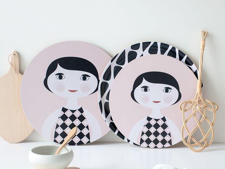 NÄMÄ cutting board ALMA by RUTH LANDESA | nämä shop