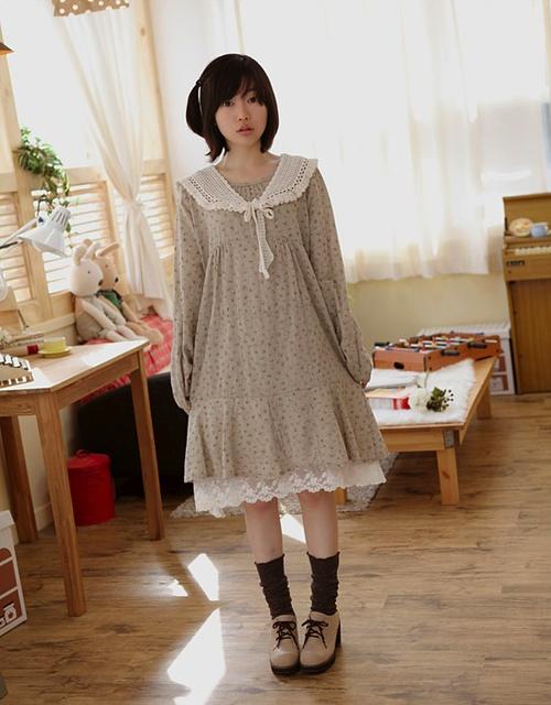 *adorable style*..mori girl