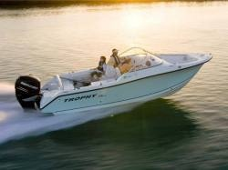 New 2010 Trophy Boats 2206 Dual Console Dual Console Boat