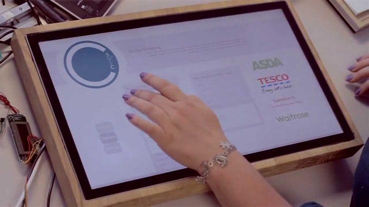 Homogadget: Samsung planea un teléfono con pantalla de tres lados