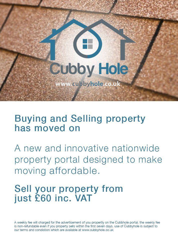 Cubbyhole advert