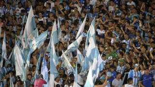 Argentina weekend football matches postponed amid strike