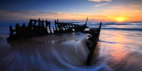 Dicky Beach, Caloundra, Australia